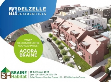 Bienvenue au salon Braine Habitat